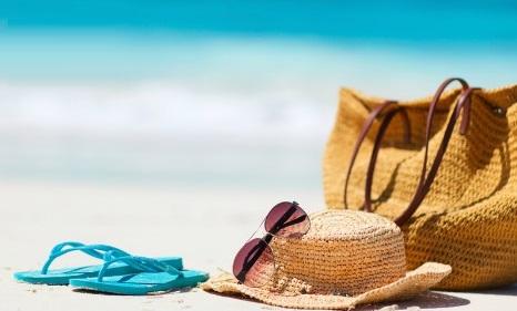 Descanso hamacas Playa y vacaciones de fondos de pantalla gratis