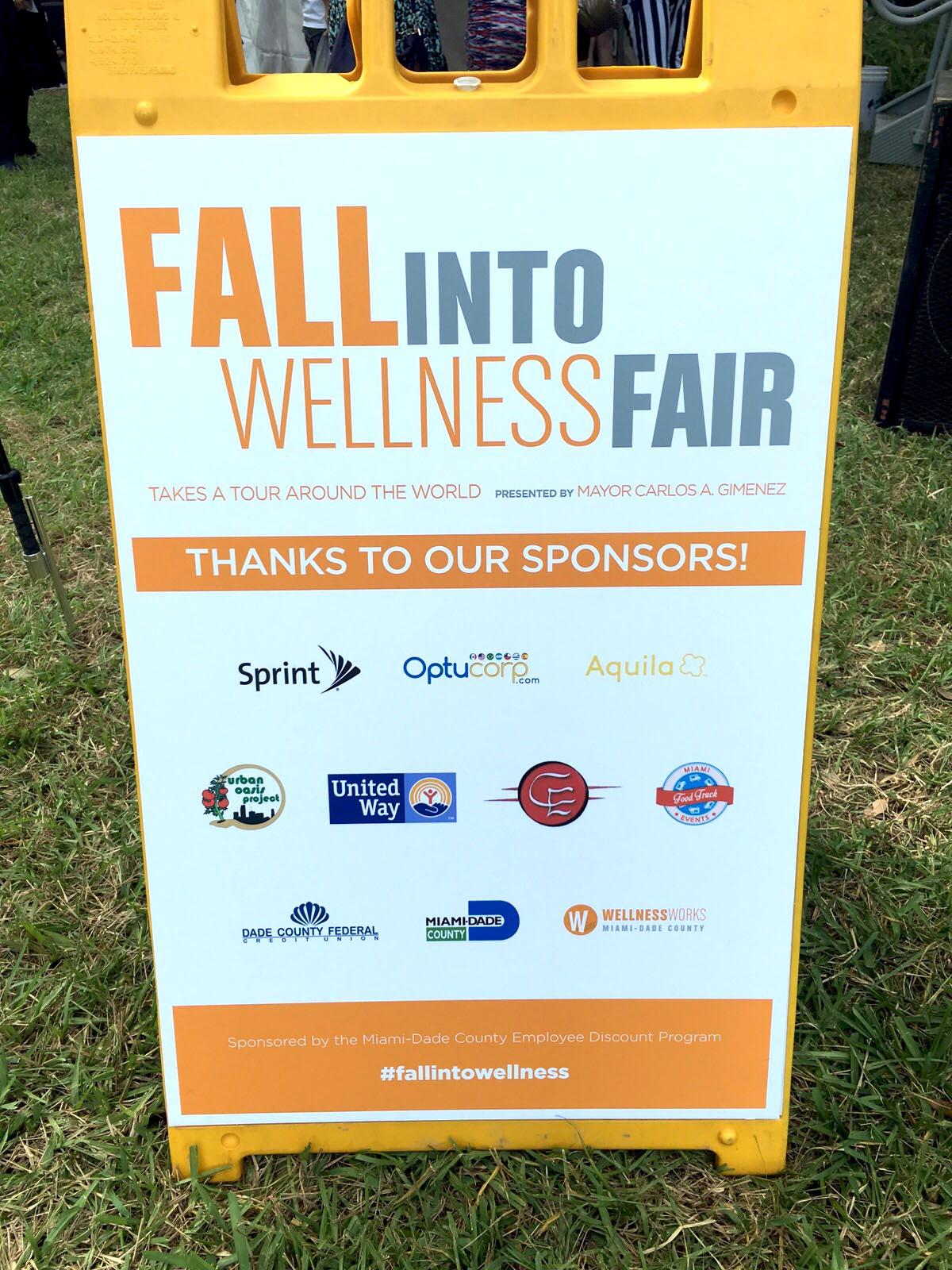 fall into wellness fair