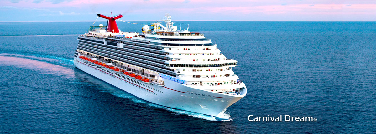 Optucorp - How long is the carnival cruise ship