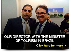 Minister of Tourism in Brazil