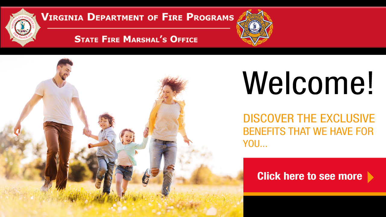 Virginia Department of Fire