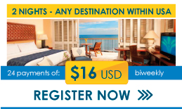 2 nights vacations whit Optucorp